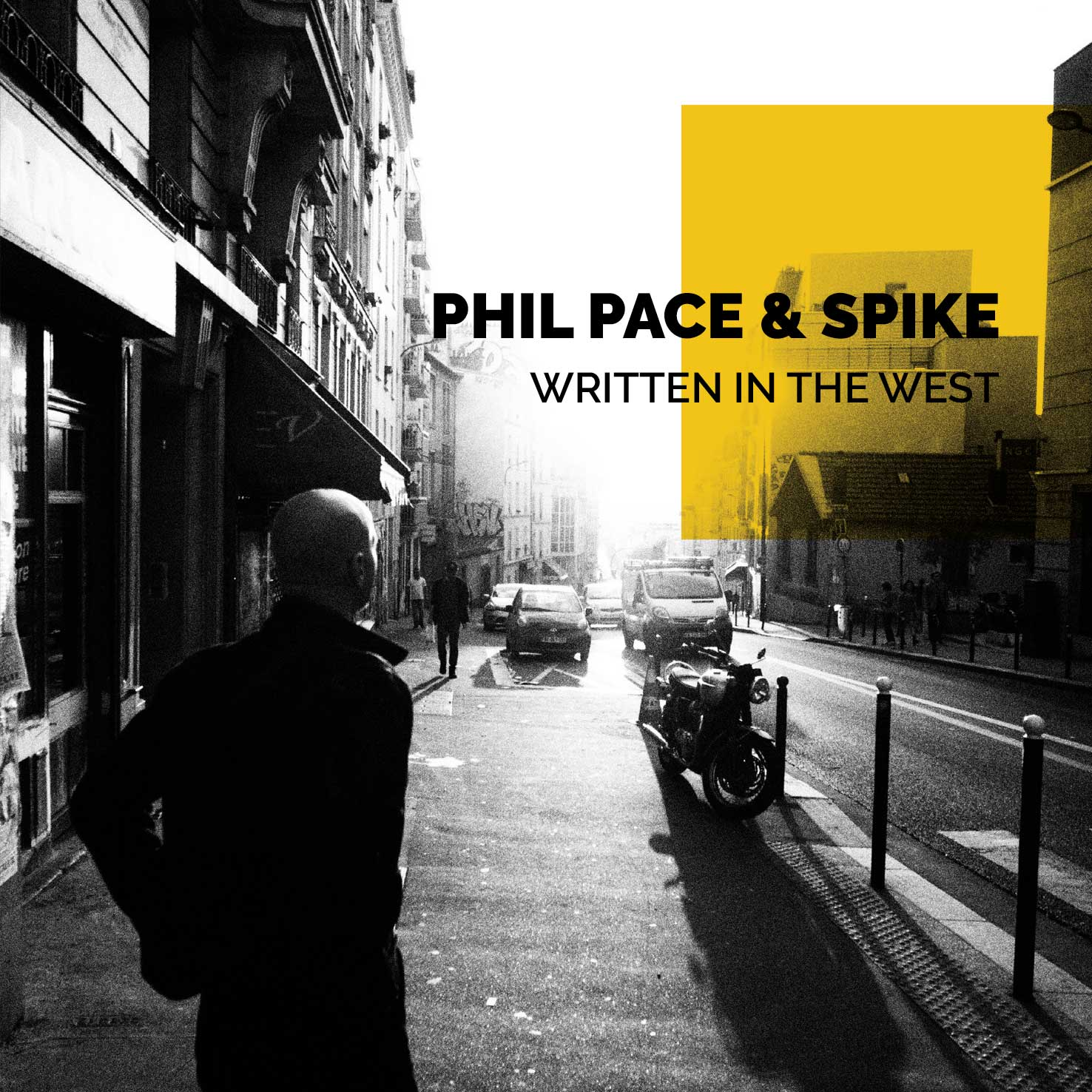 Phil Pace - Written In The West